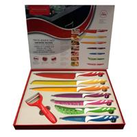 Set coltelli ceramica