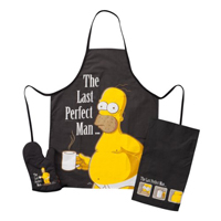 The Simpsons Grillset