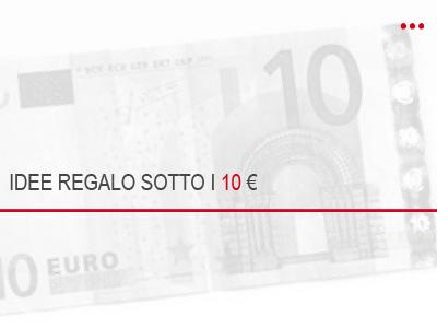Regali Di Natale Sotto 10 Euro.Idee Regalo Sotto I 10 Euro