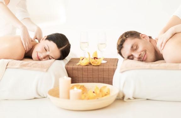 massaggio di coppia - idee regalo matrimonio