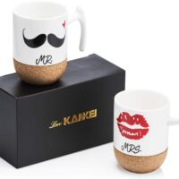 """Tazze """"Mr and Mrs Right Mug"""""""