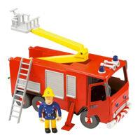 Autopompa antincendio con pupazzetto Sam