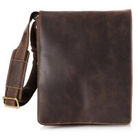 Borsa in pelle Notebook/iPad - Visconti