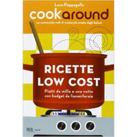 Cookaround. Ricette low cost.