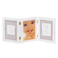 Cornice 3 in 1, foto impronte del bambino