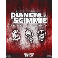 Il Pianeta Delle Scimmie - La Saga Completa