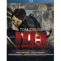 Mission Impossible - La Quadrilogia (4 Blu-Ray)