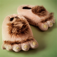 Pantofole - Piedi di Hobbit