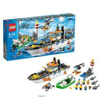 Pattuglia della Guardia Costiera - LEGO