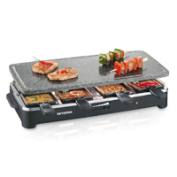 Raclette PartyGrill con Pietra Ollare