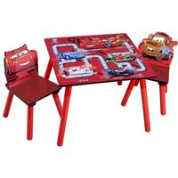 Set Tavolino per bambini - Cars