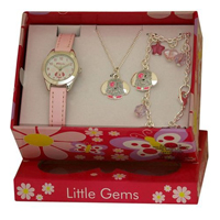 Set orologio da bambina