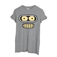 T-shirt Bender Futurama