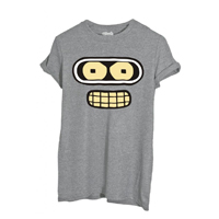 T-shirt Bender Futurama