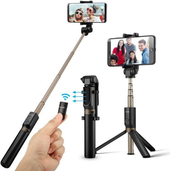 Bastone Selfie Treppiede
