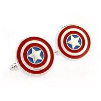 Gemelli supereroe Captain America