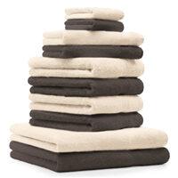 Set asciugamani 10 pezzi