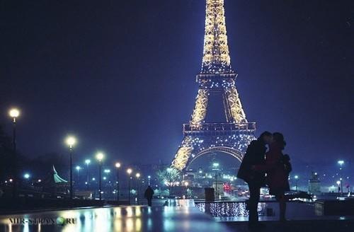 weekend romantico parigi