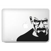 Adesivo Breaking Bad per Macbook