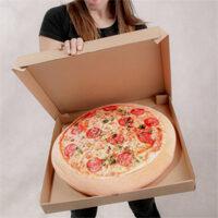 Cuscino Pizza