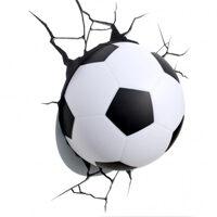 Luce da parete 3D Pallone da calcio