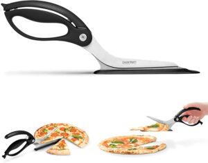Taglia pizza con paletta