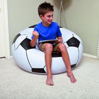 Poltrona pallone da calcio