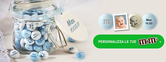 personalizza cioccolatini per battesimo