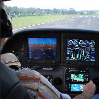Esperienza di volo come pilota