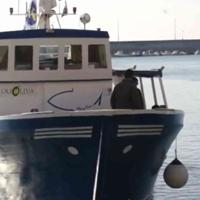 Mangiare a bordo di un peschereccio