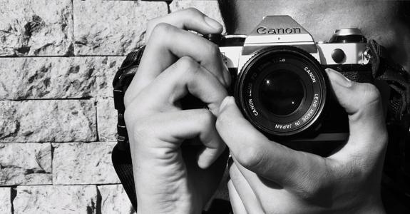 uomo fotografia