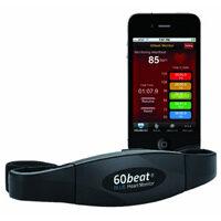 Cardiofrequenzimetro per iPhone e Android