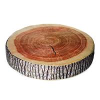 Cuscino a forma di tronco d'albero