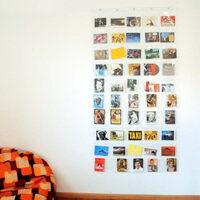 Portafoto da parete con 50 tasche