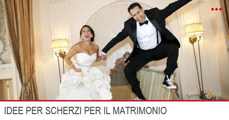 d4e424aff4b8 Scherzi e giochi per il matrimonio da fare agli sposi