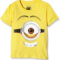 T-shirt minions - cattivissimo me