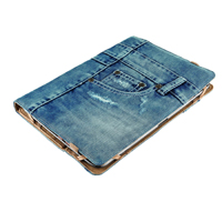 Custodia tablet in jeans