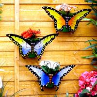 Fioriera farfalla
