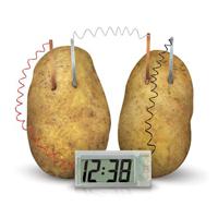 Gioco educativo Orologio a Patata