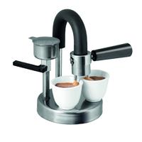 Kamira, l'espresso cremoso sul fornello di casa