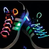 Lacci scarpe LED luminosi