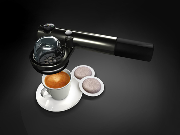Macchina caffè portatile handpresso