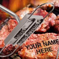 Scritta personalizzabile per barbeque