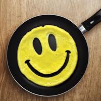 Stampo smile per frittata