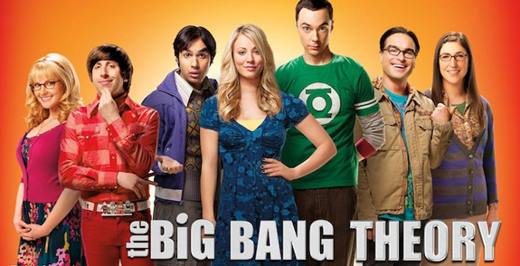 Serie tv Big Bang Theory