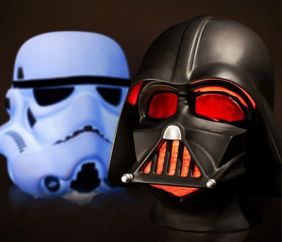 Lampada 3D Star Wars