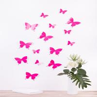Farfalle 3D da parete