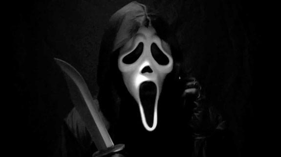 SCREAM halloween