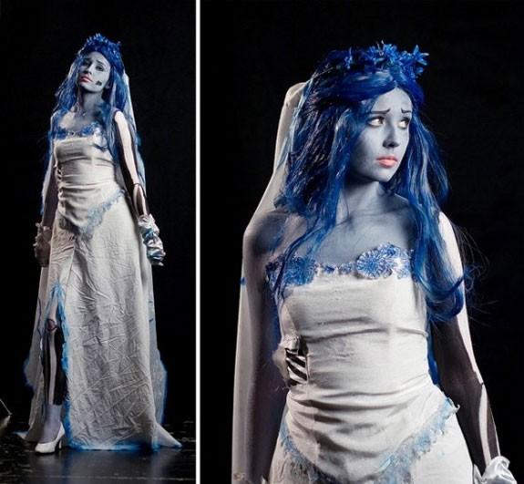 SPOSA CADAVERE halloween costume