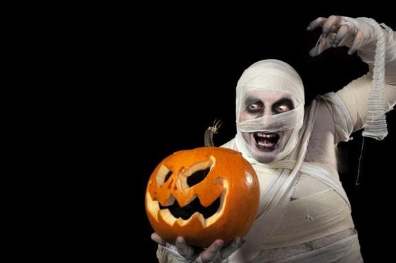 costume mummia halloween